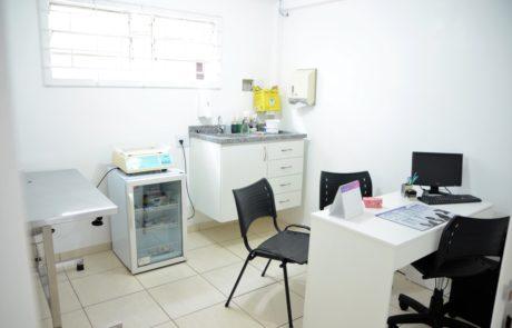 Consultório de Vacinação